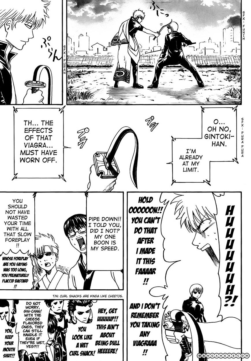 Gintama Chapter 428  Online Free Manga Read Image 11