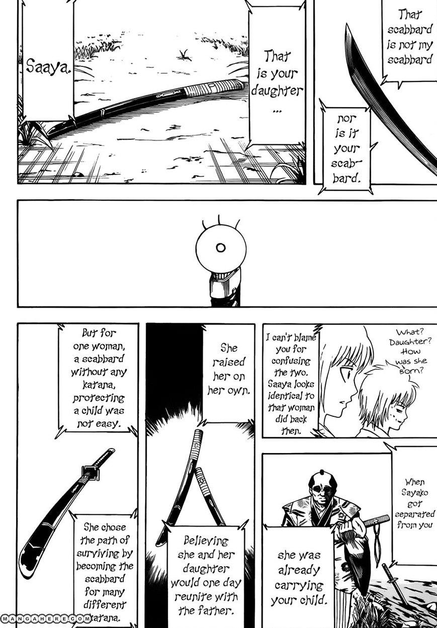 Gintama Chapter 428  Online Free Manga Read Image 16