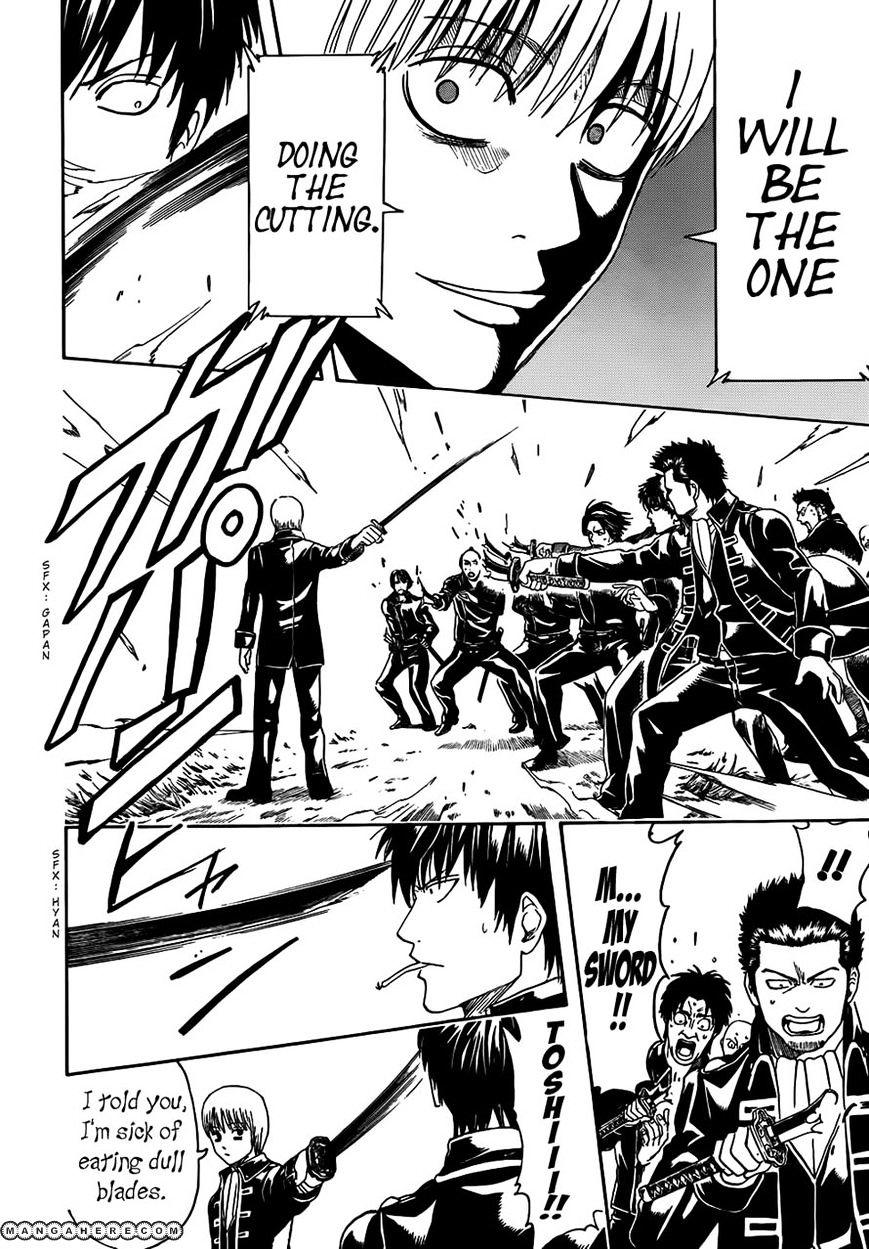 Gintama Chapter 428  Online Free Manga Read Image 4
