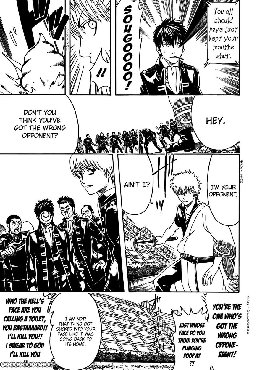 Gintama Chapter 428  Online Free Manga Read Image 5