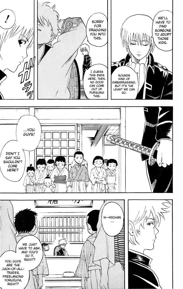 Gintama Chapter 43  Online Free Manga Read Image 14