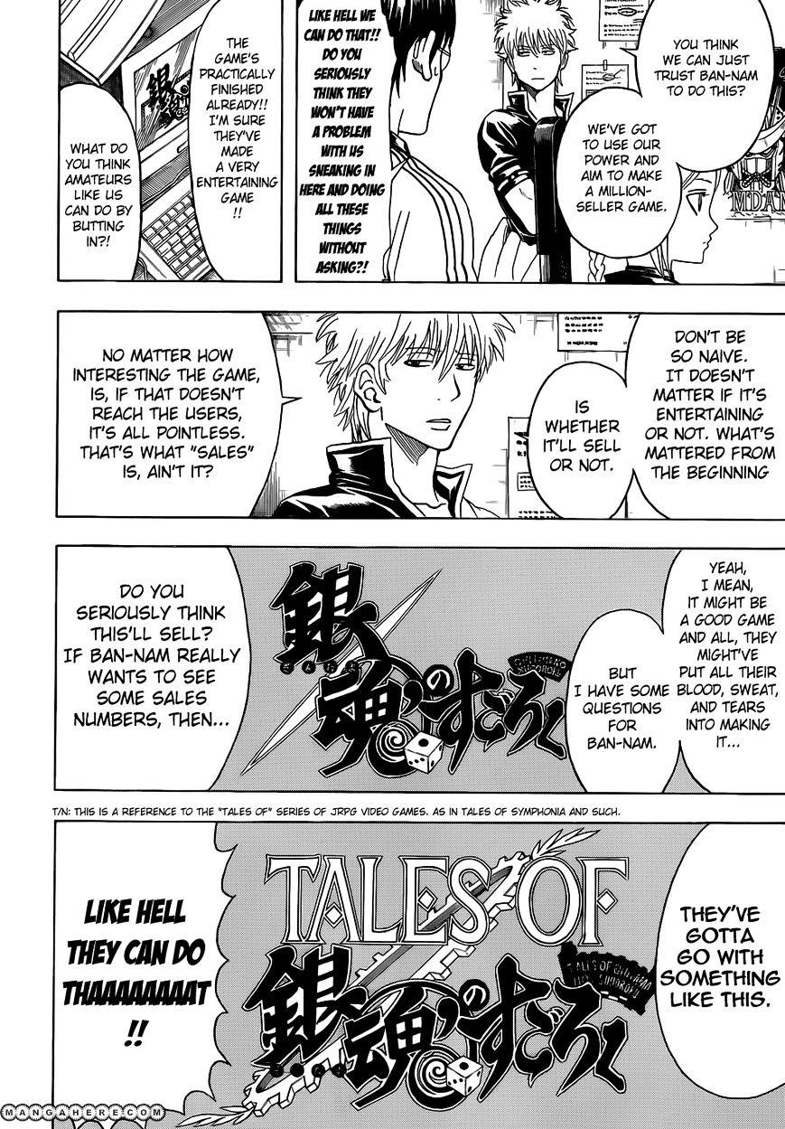Gintama Chapter 430  Online Free Manga Read Image 4