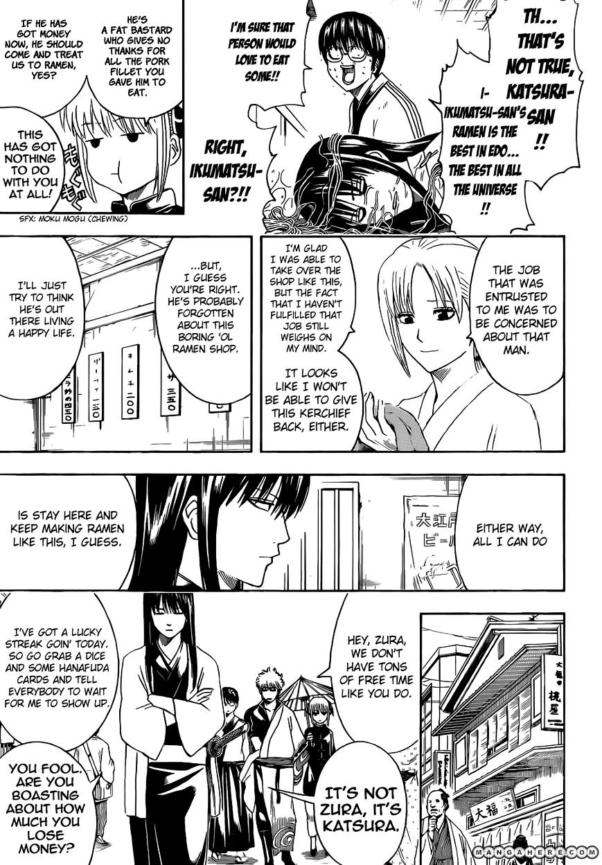 Gintama Chapter 431  Online Free Manga Read Image 5