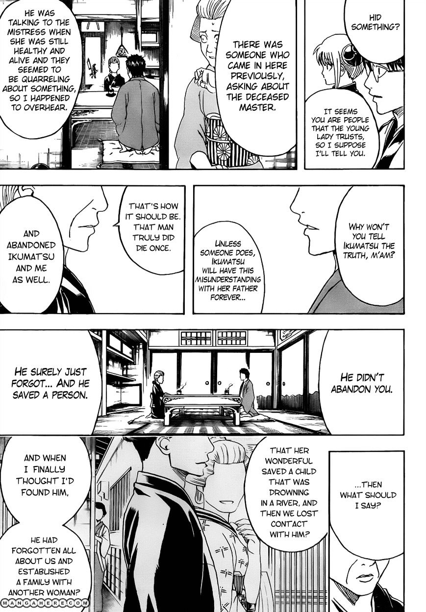 Gintama Chapter 432  Online Free Manga Read Image 11