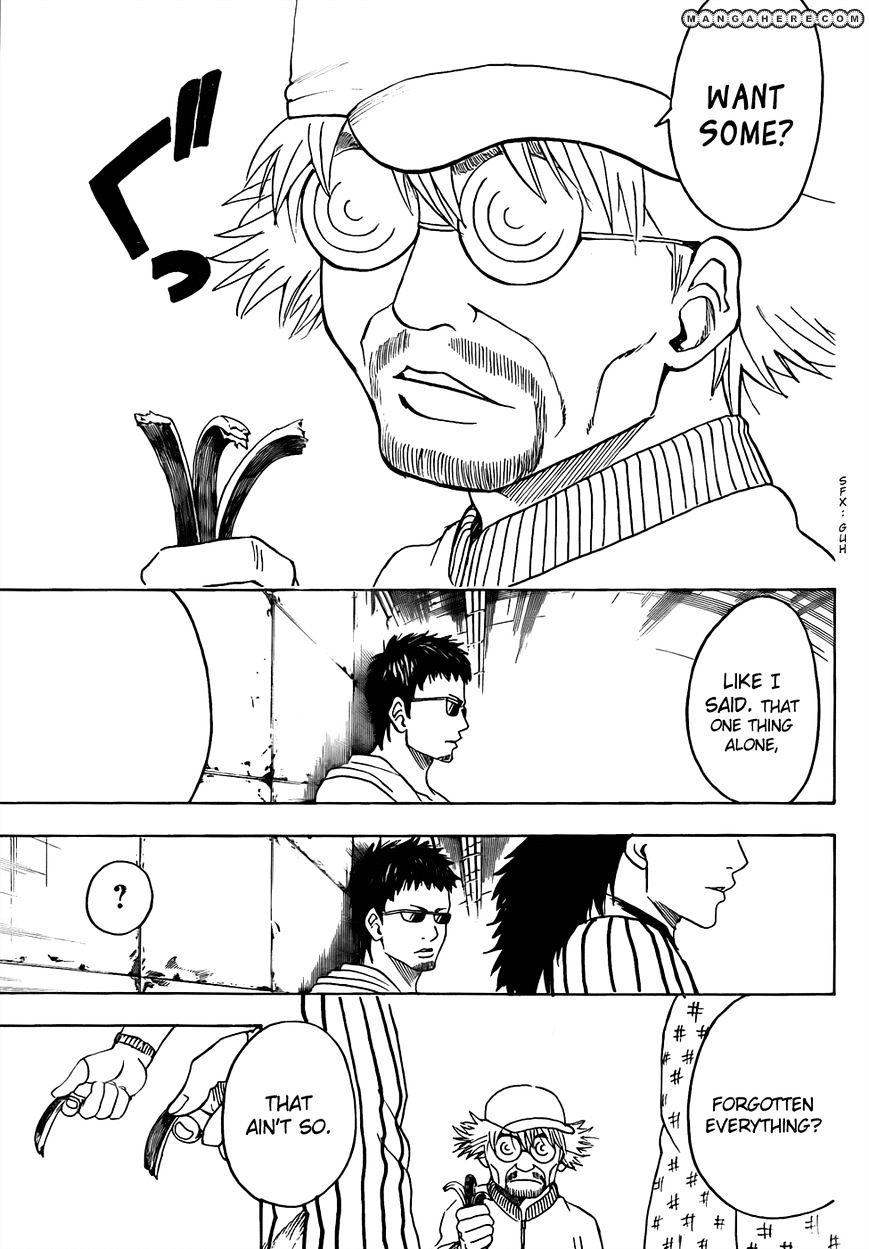 Gintama Chapter 432  Online Free Manga Read Image 17