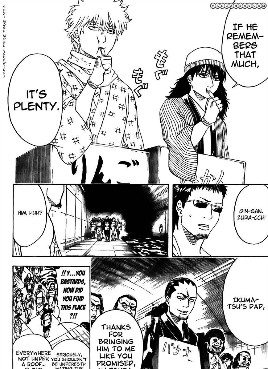 Gintama Chapter 432  Online Free Manga Read Image 18