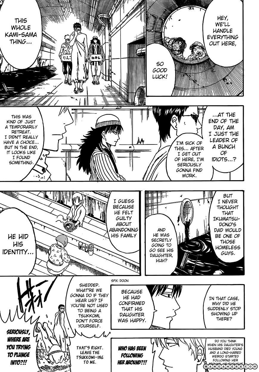 Gintama Chapter 432  Online Free Manga Read Image 9