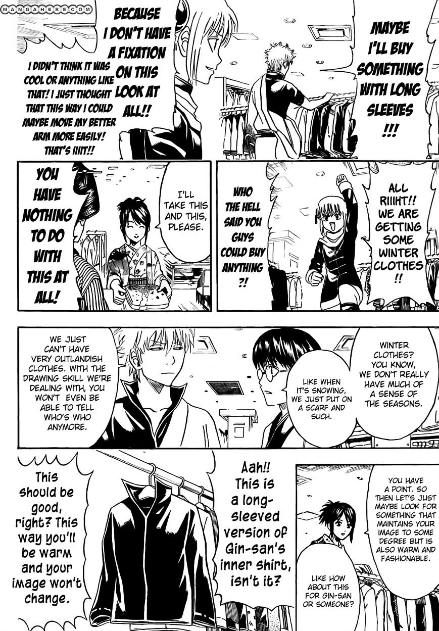 Gintama Chapter 434  Online Free Manga Read Image 10