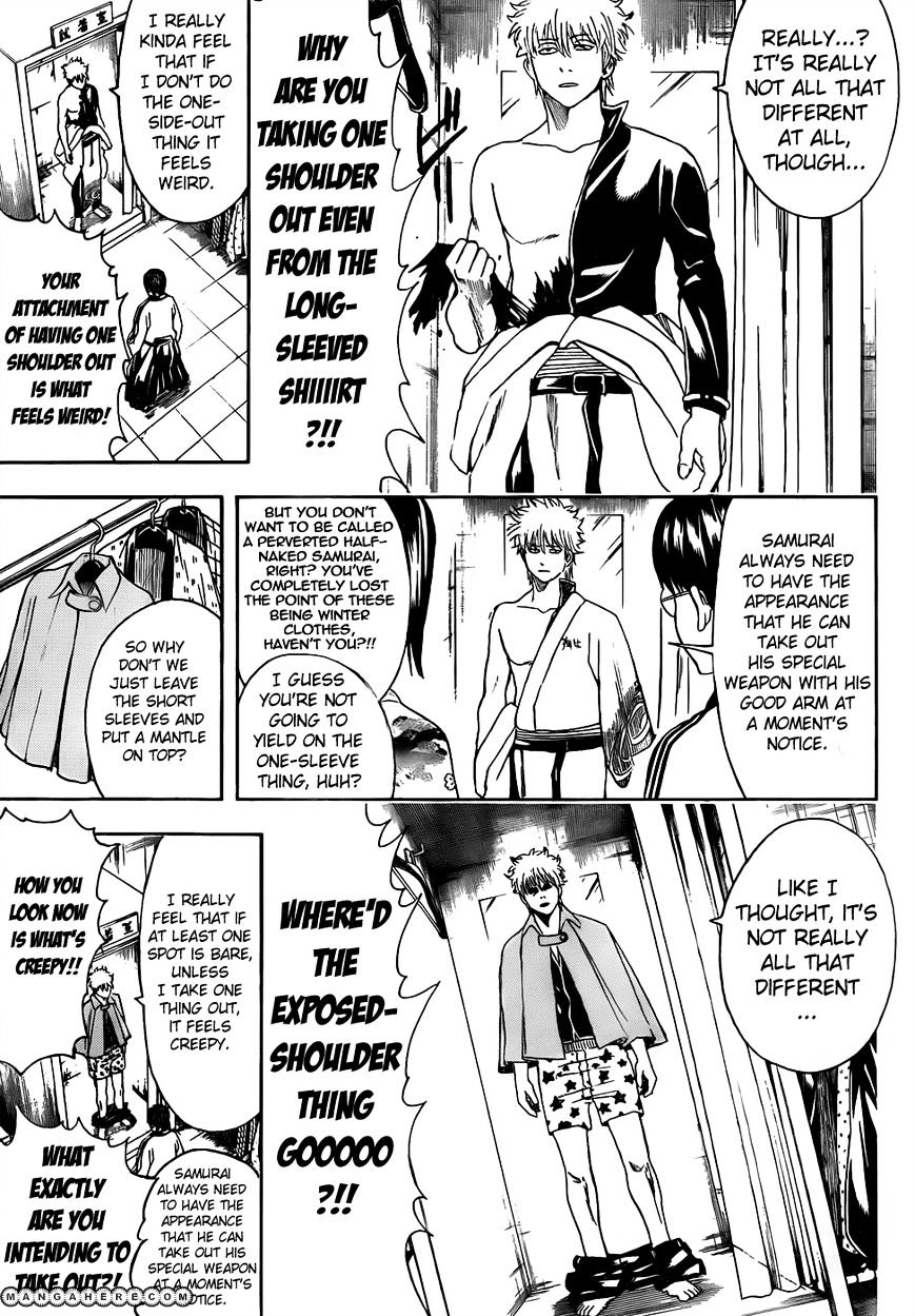 Gintama Chapter 434  Online Free Manga Read Image 11