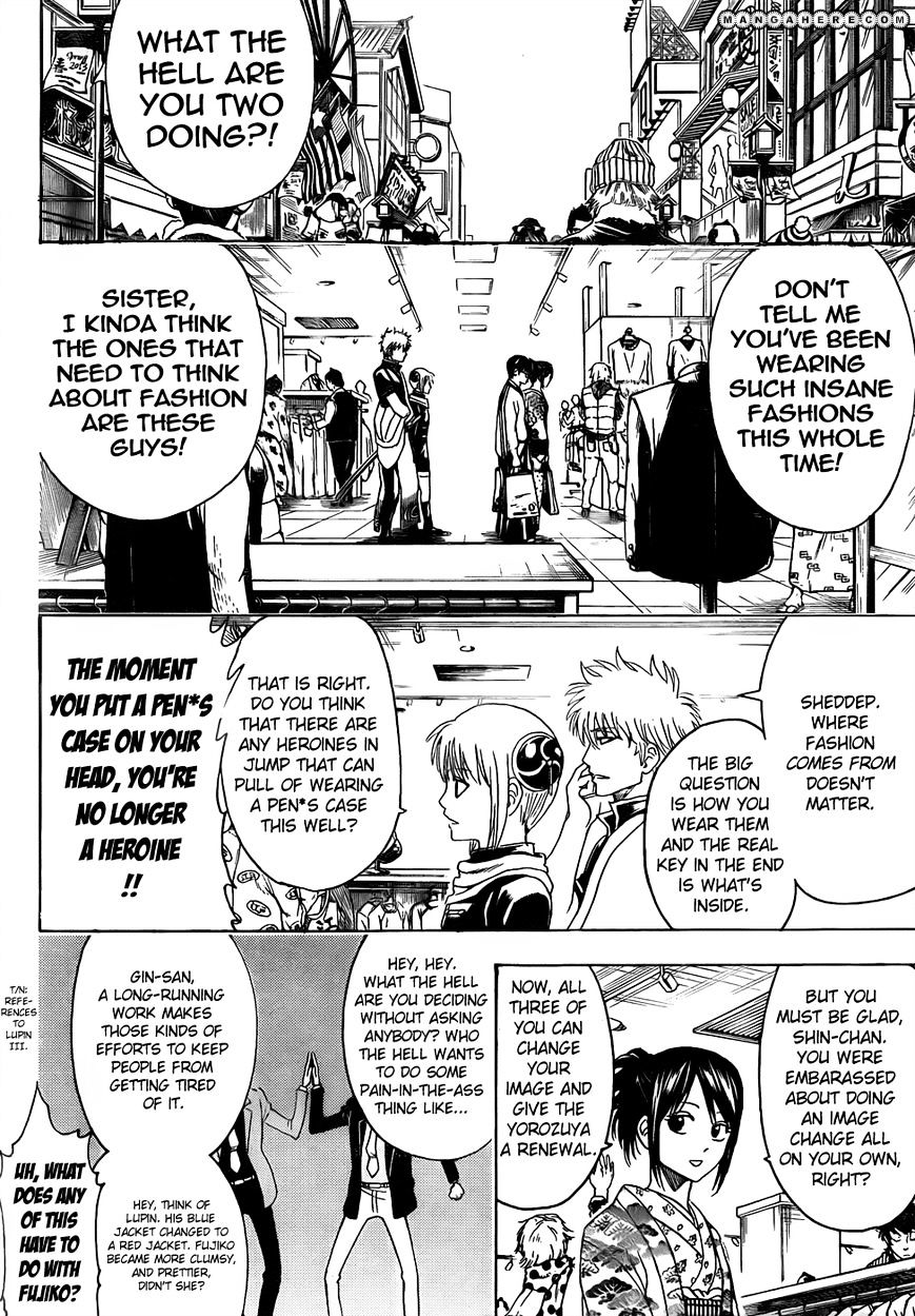Gintama Chapter 434  Online Free Manga Read Image 8