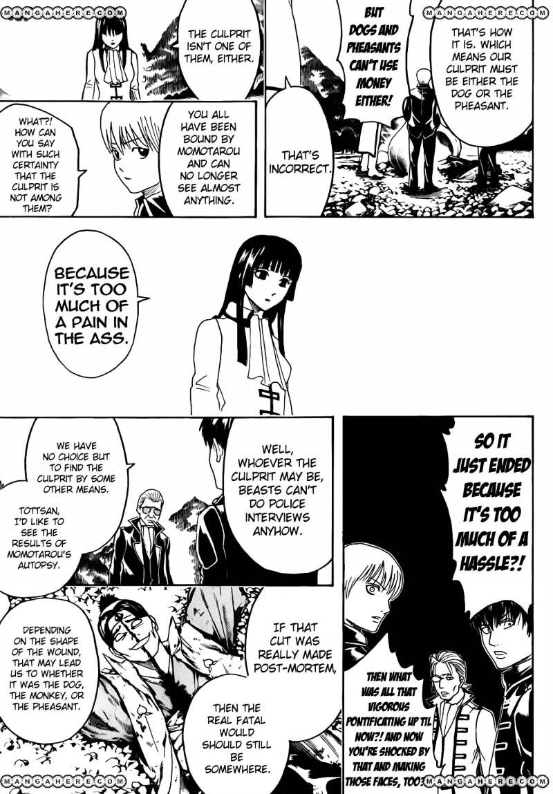Gintama Chapter 435  Online Free Manga Read Image 13