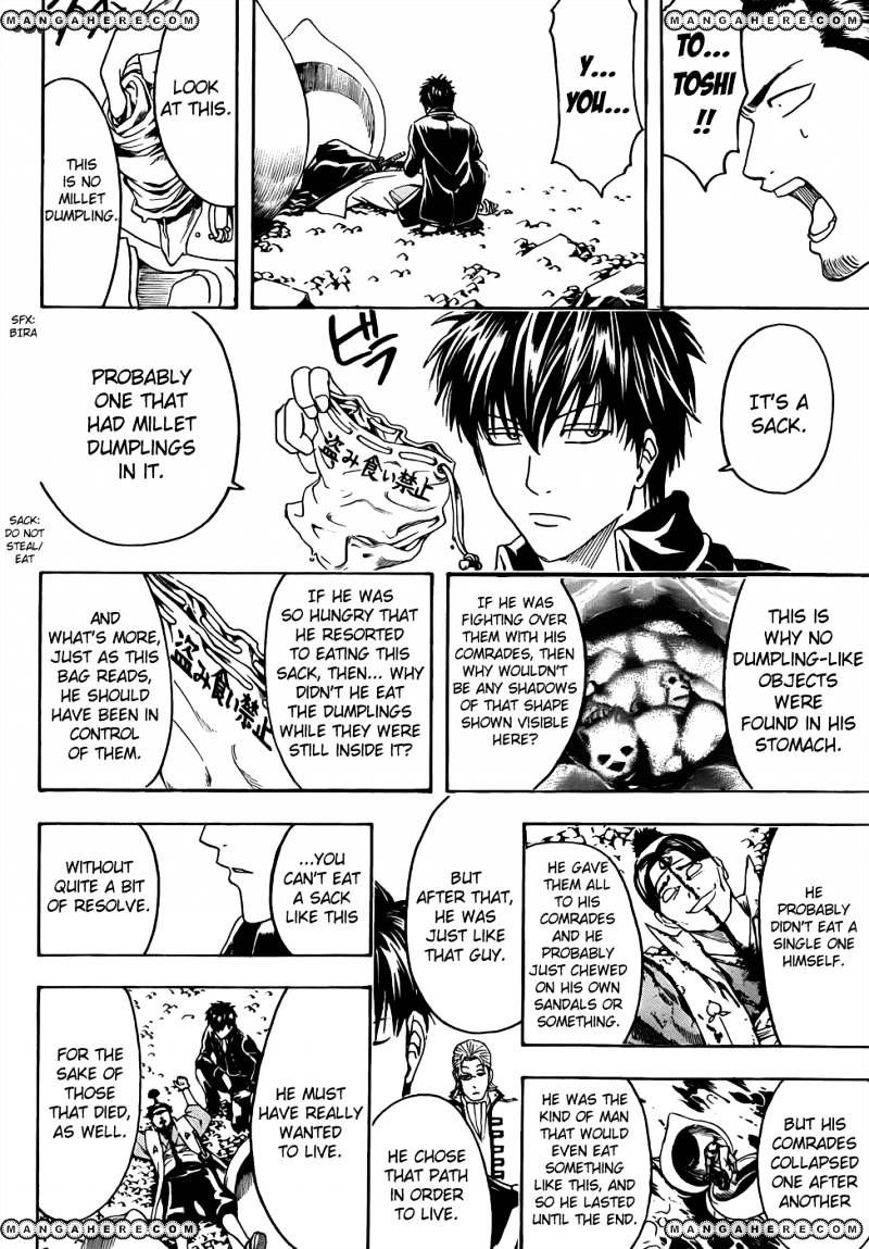 Gintama Chapter 435  Online Free Manga Read Image 18