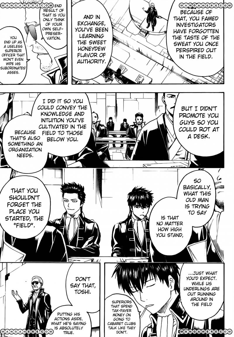 Gintama Chapter 435  Online Free Manga Read Image 3