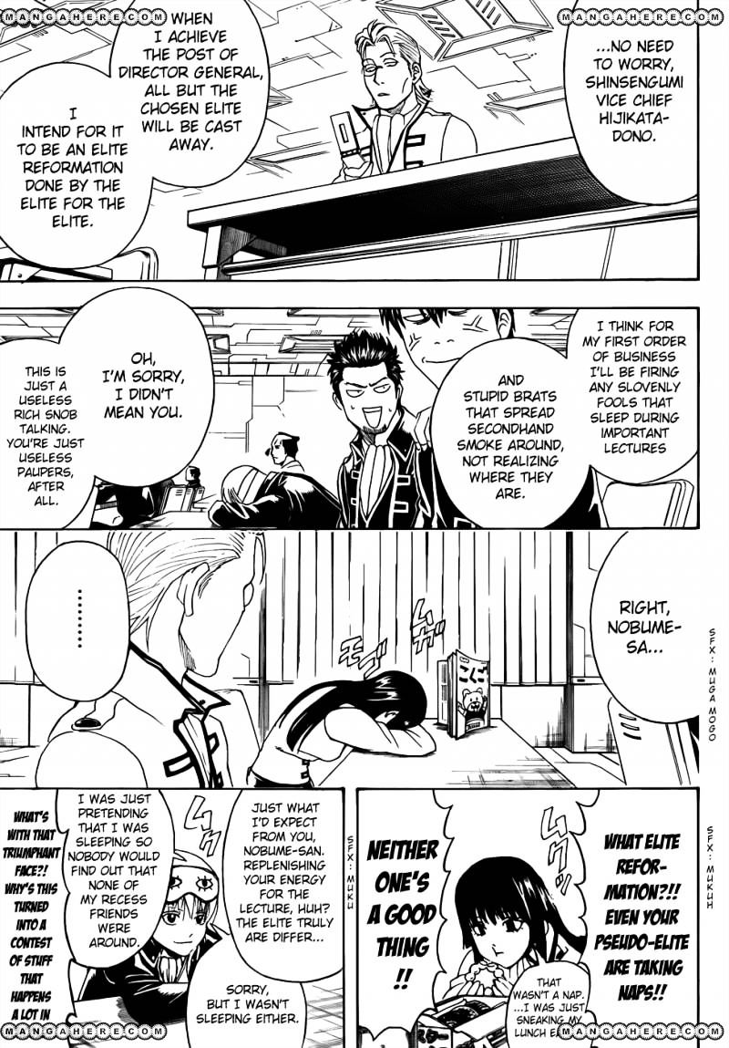 Gintama Chapter 435  Online Free Manga Read Image 5