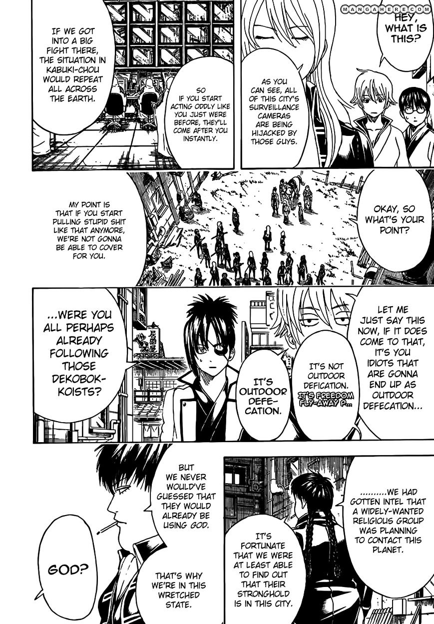Gintama Chapter 439  Online Free Manga Read Image 6
