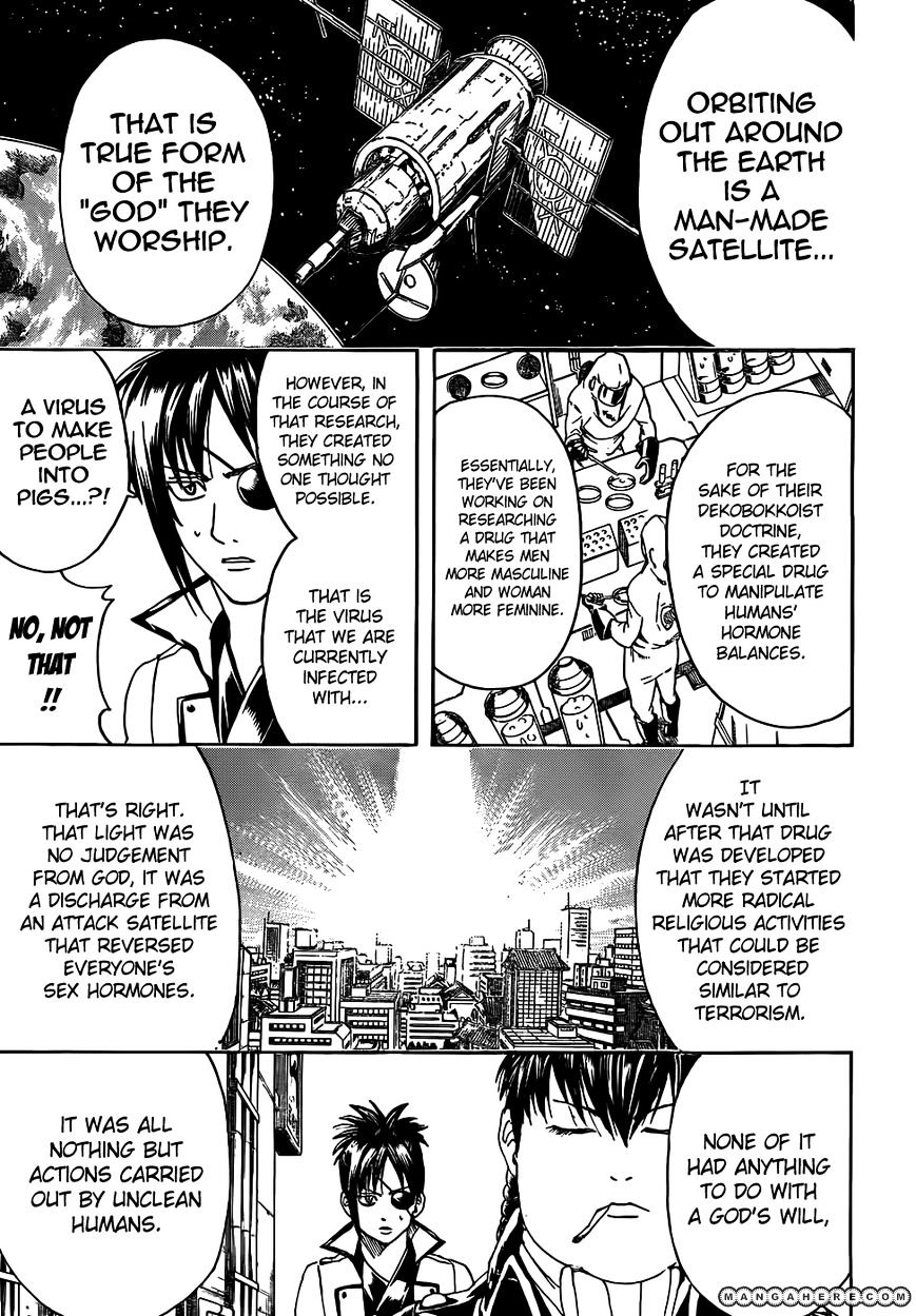 Gintama Chapter 439  Online Free Manga Read Image 7