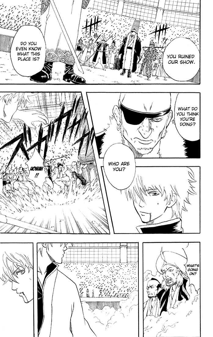 Gintama Chapter 44  Online Free Manga Read Image 9