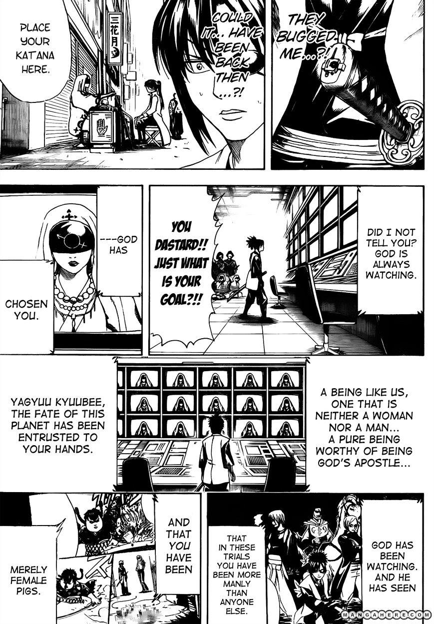 Gintama Chapter 440  Online Free Manga Read Image 15