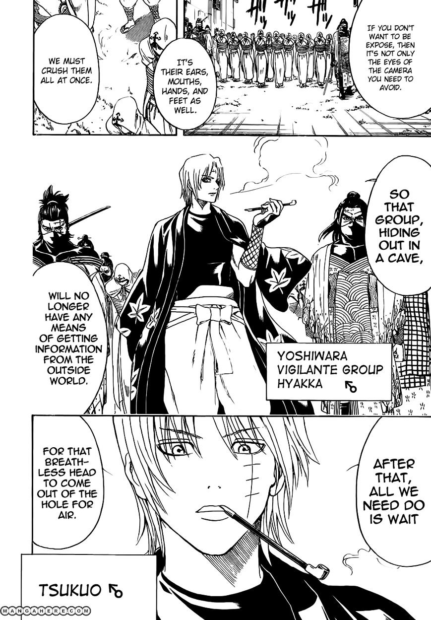 Gintama Chapter 440  Online Free Manga Read Image 4