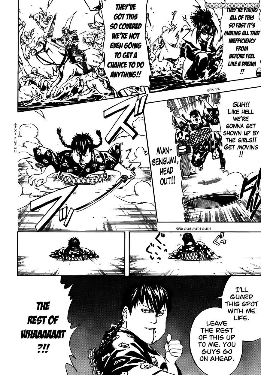 Gintama Chapter 440  Online Free Manga Read Image 8