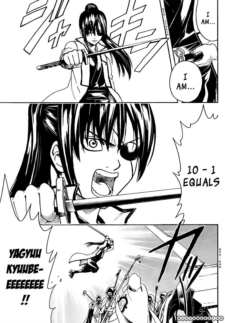 Gintama Chapter 441  Online Free Manga Read Image 17