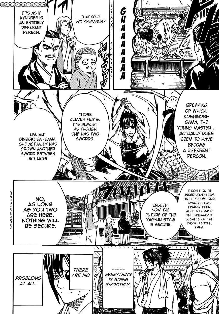 Gintama Chapter 441  Online Free Manga Read Image 2