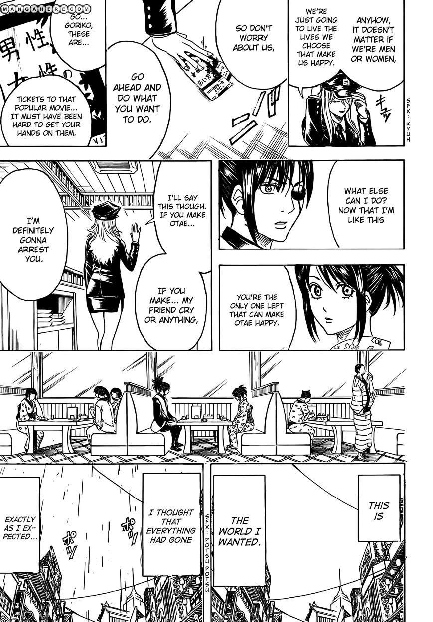 Gintama Chapter 441  Online Free Manga Read Image 9