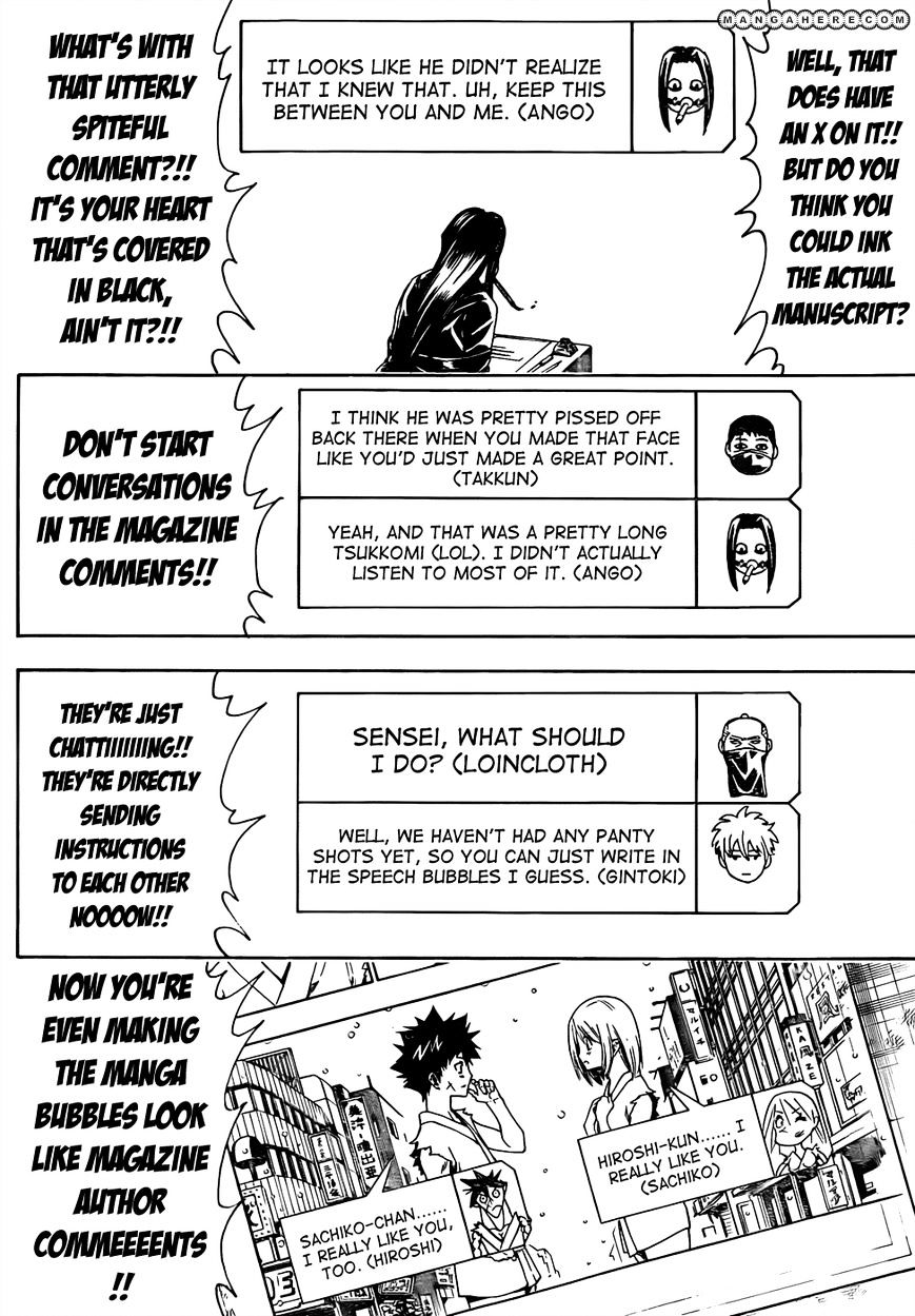 Gintama Chapter 442  Online Free Manga Read Image 12
