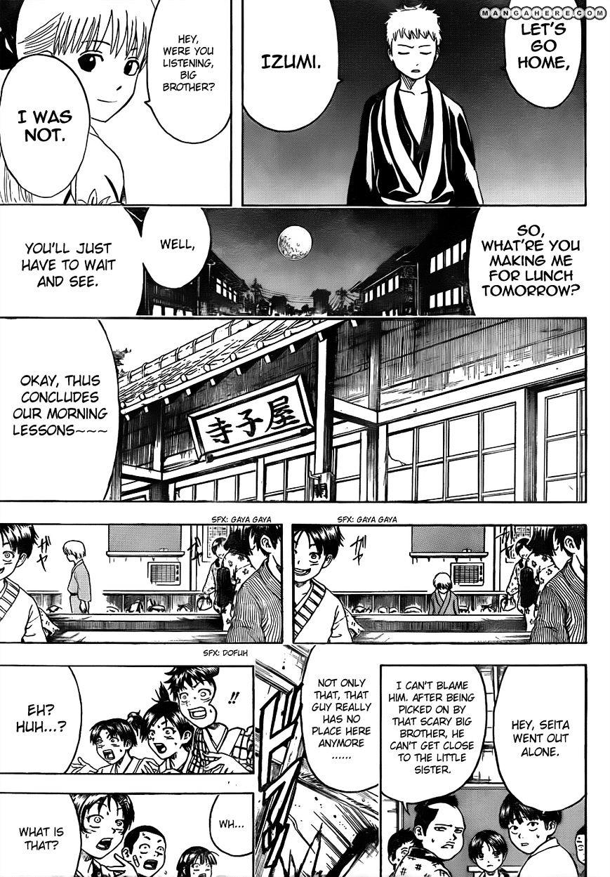Gintama Chapter 443  Online Free Manga Read Image 17