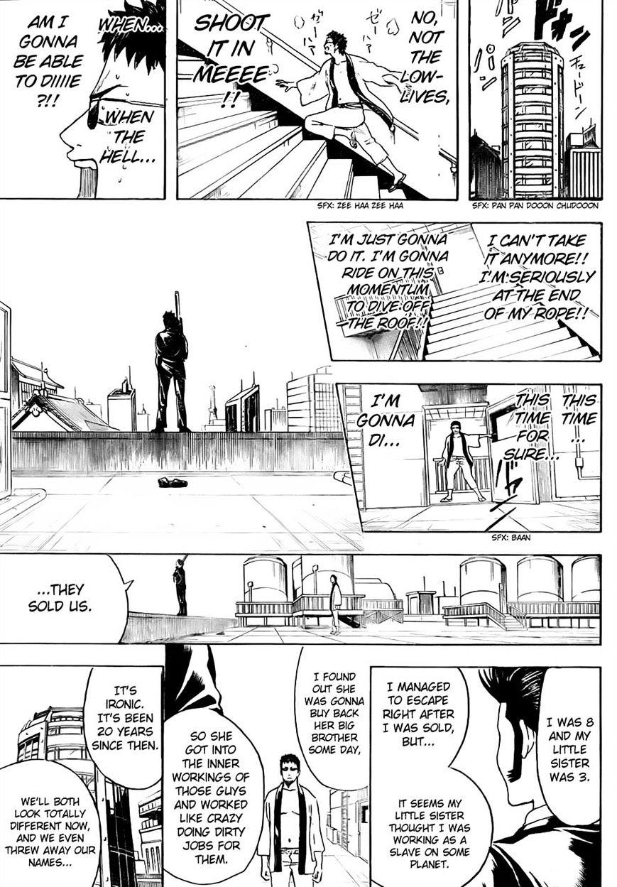 Gintama Chapter 444  Online Free Manga Read Image 15