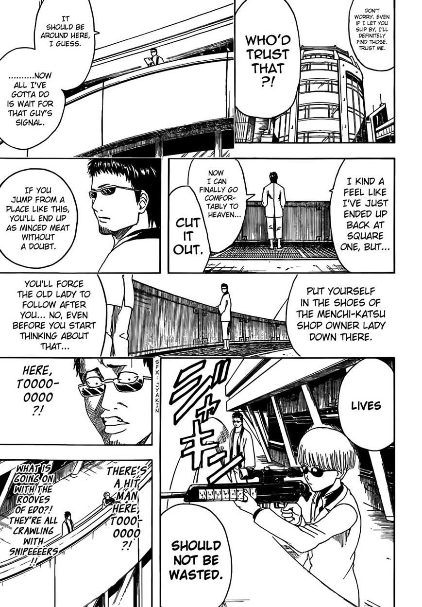 Gintama Chapter 444  Online Free Manga Read Image 7