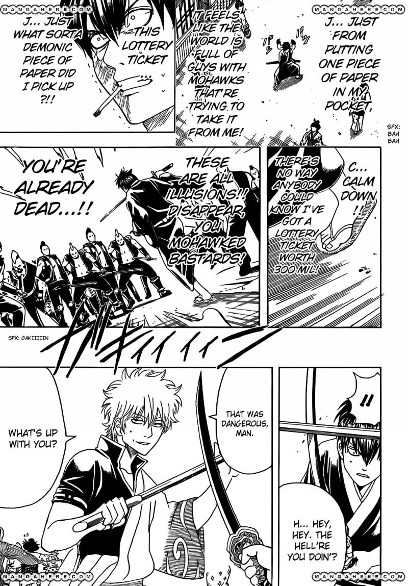 Gintama Chapter 450  Online Free Manga Read Image 11