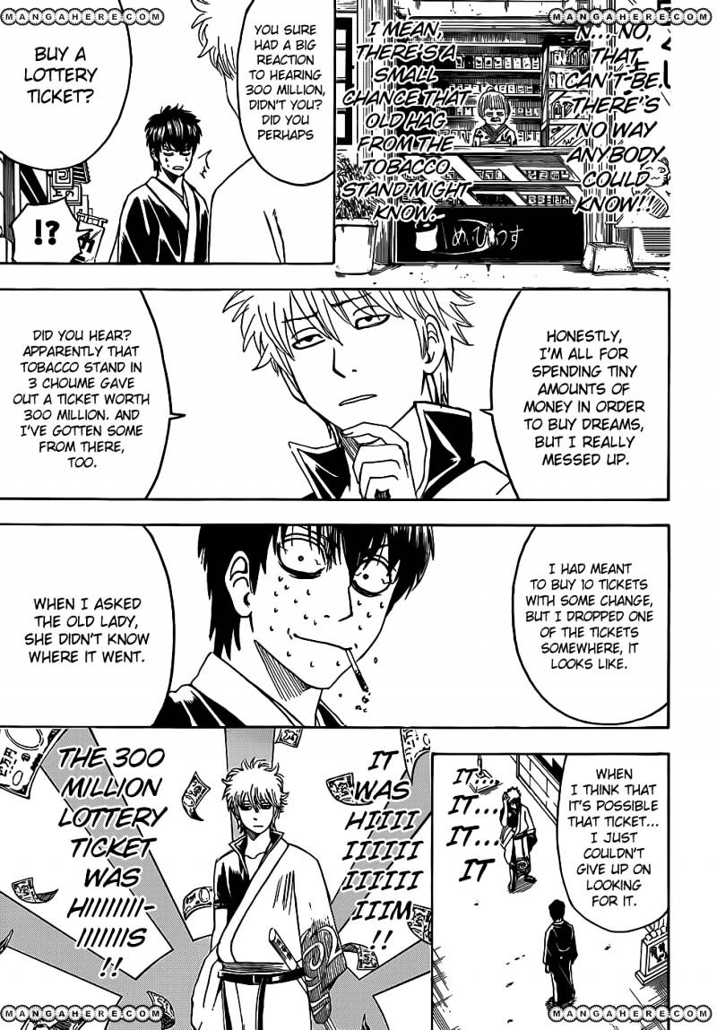 Gintama Chapter 450  Online Free Manga Read Image 13