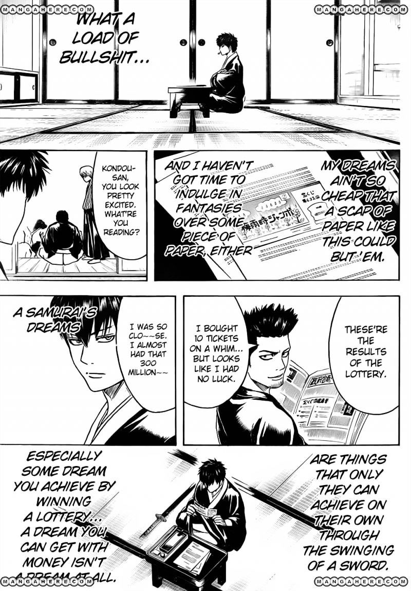 Gintama Chapter 450  Online Free Manga Read Image 5