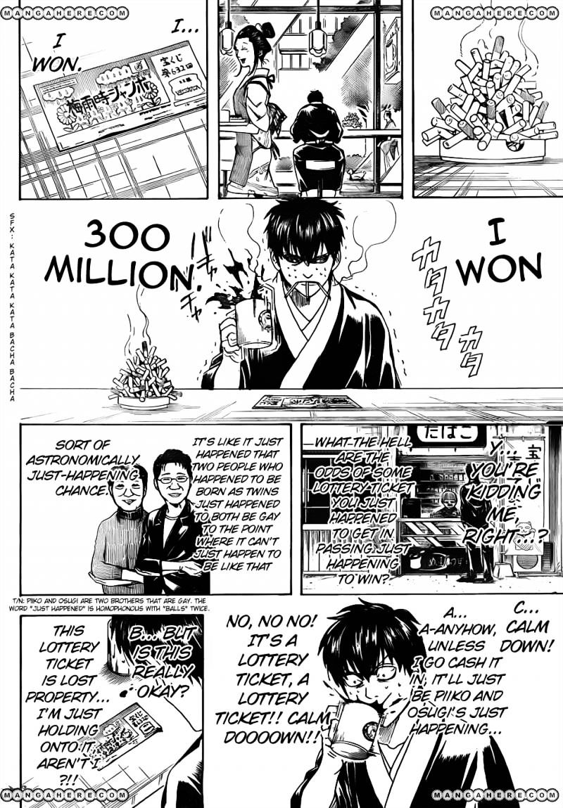 Gintama Chapter 450  Online Free Manga Read Image 8