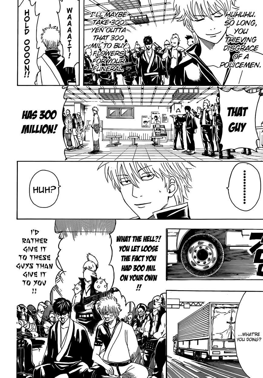 Gintama Chapter 451  Online Free Manga Read Image 10