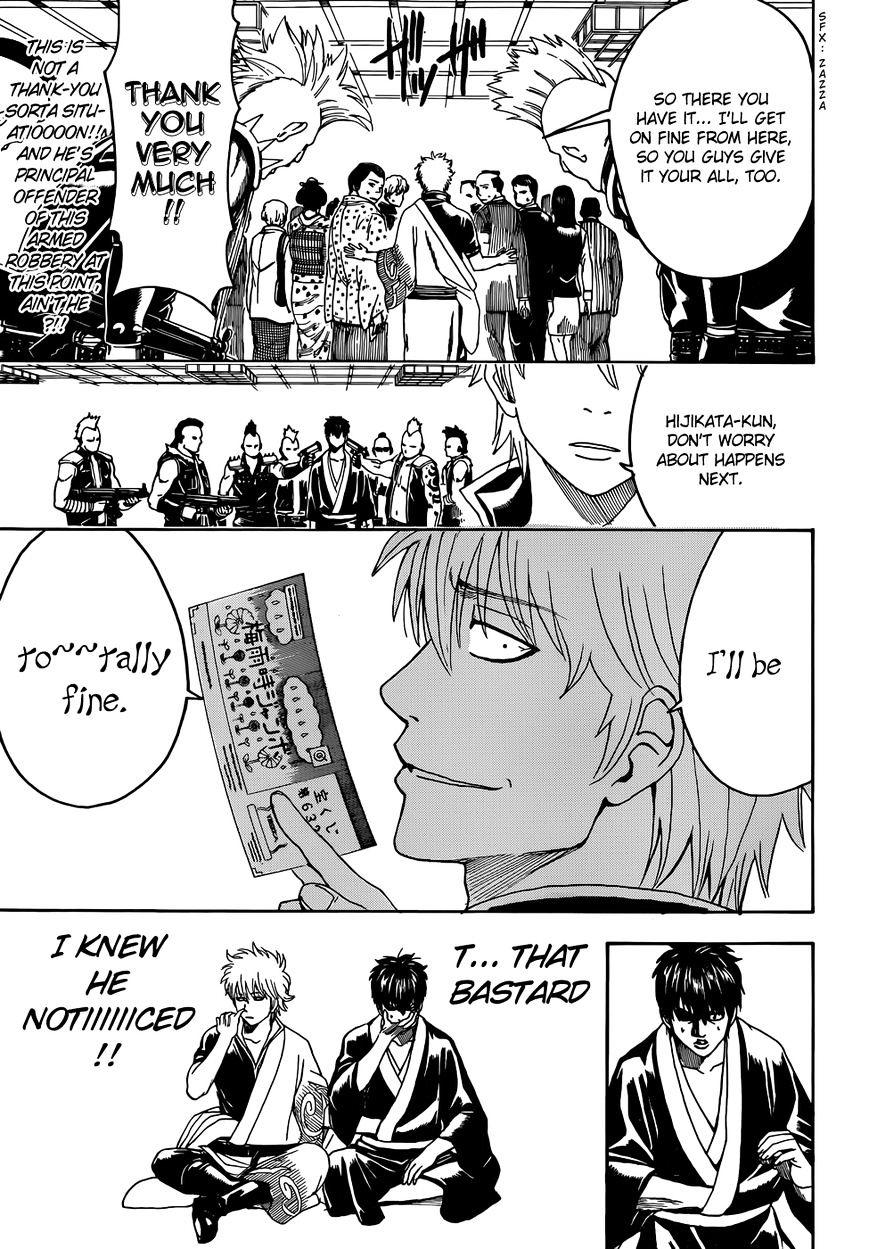 Gintama Chapter 451  Online Free Manga Read Image 9