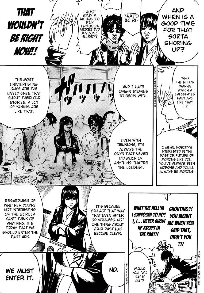 Gintama Chapter 452  Online Free Manga Read Image 5