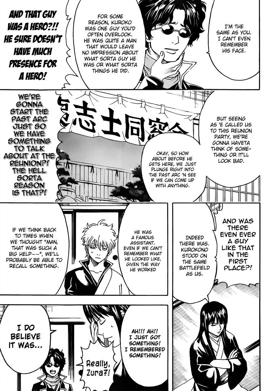 Gintama Chapter 452  Online Free Manga Read Image 9