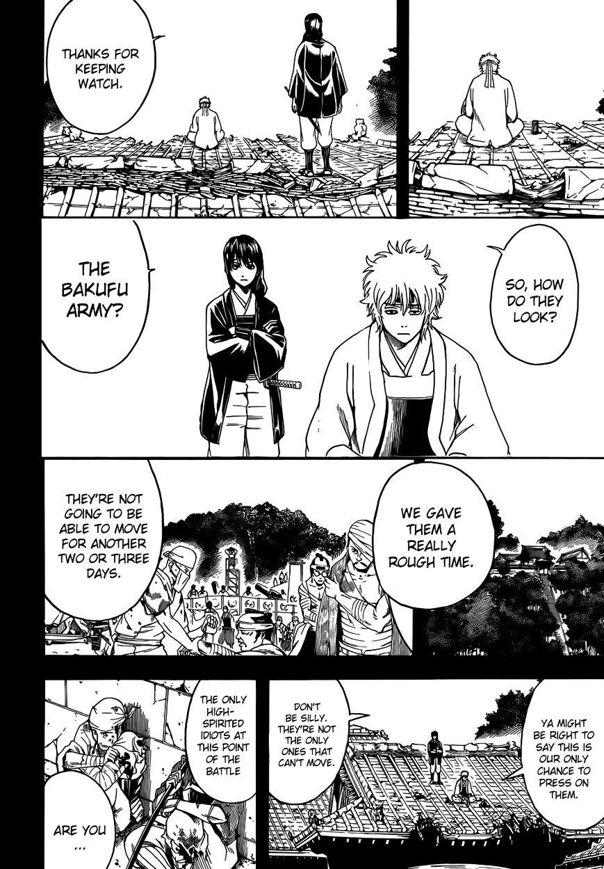 Gintama Chapter 453  Online Free Manga Read Image 10
