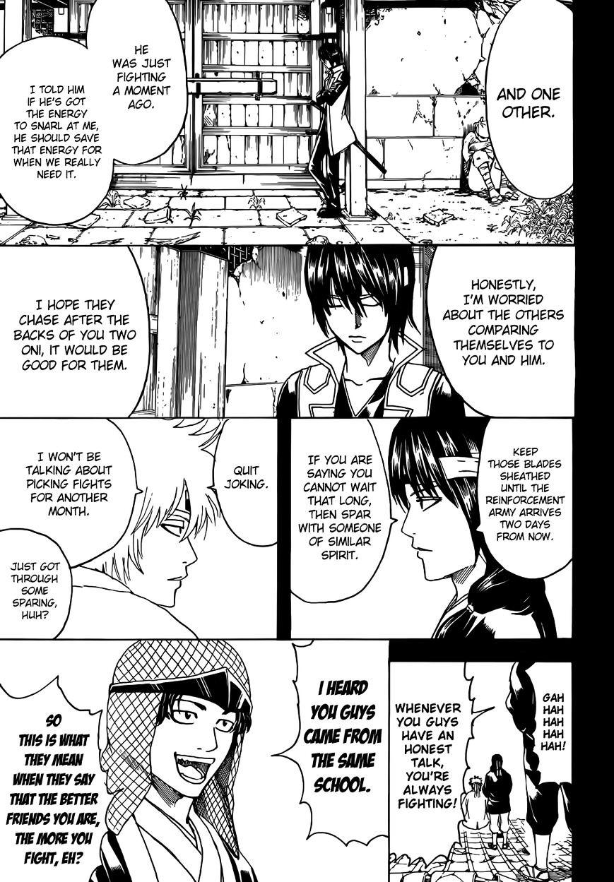 Gintama Chapter 453  Online Free Manga Read Image 11