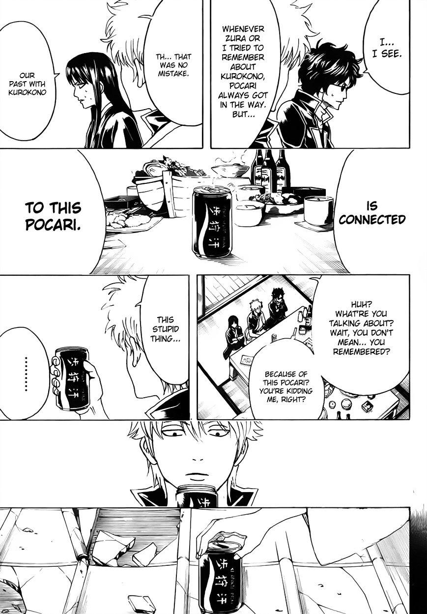 Gintama Chapter 453  Online Free Manga Read Image 9