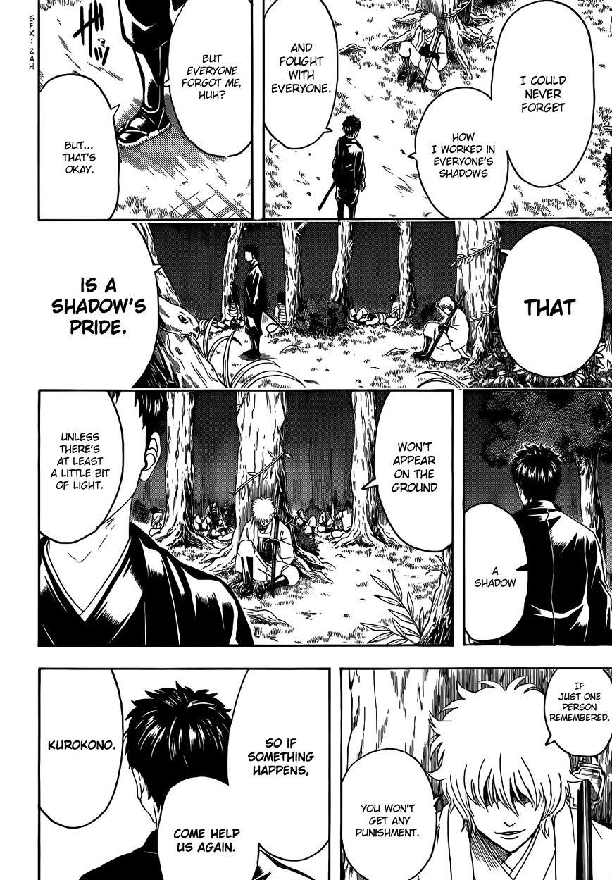 Gintama Chapter 454  Online Free Manga Read Image 14
