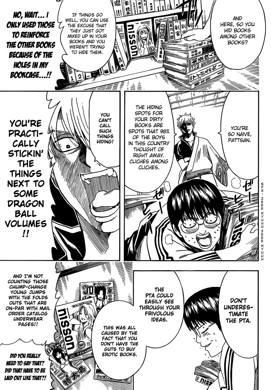 Gintama Chapter 455  Online Free Manga Read Image 7