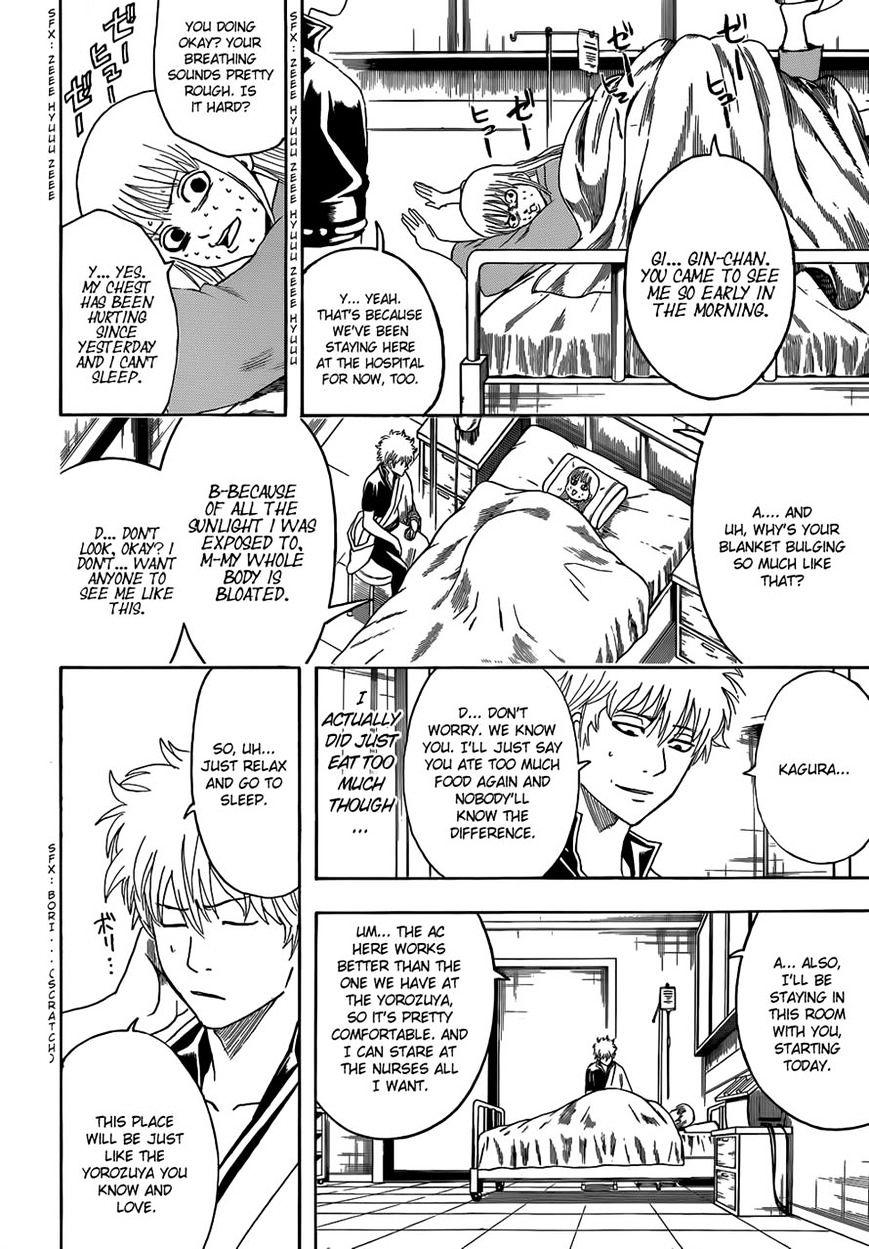 Gintama Chapter 457  Online Free Manga Read Image 12