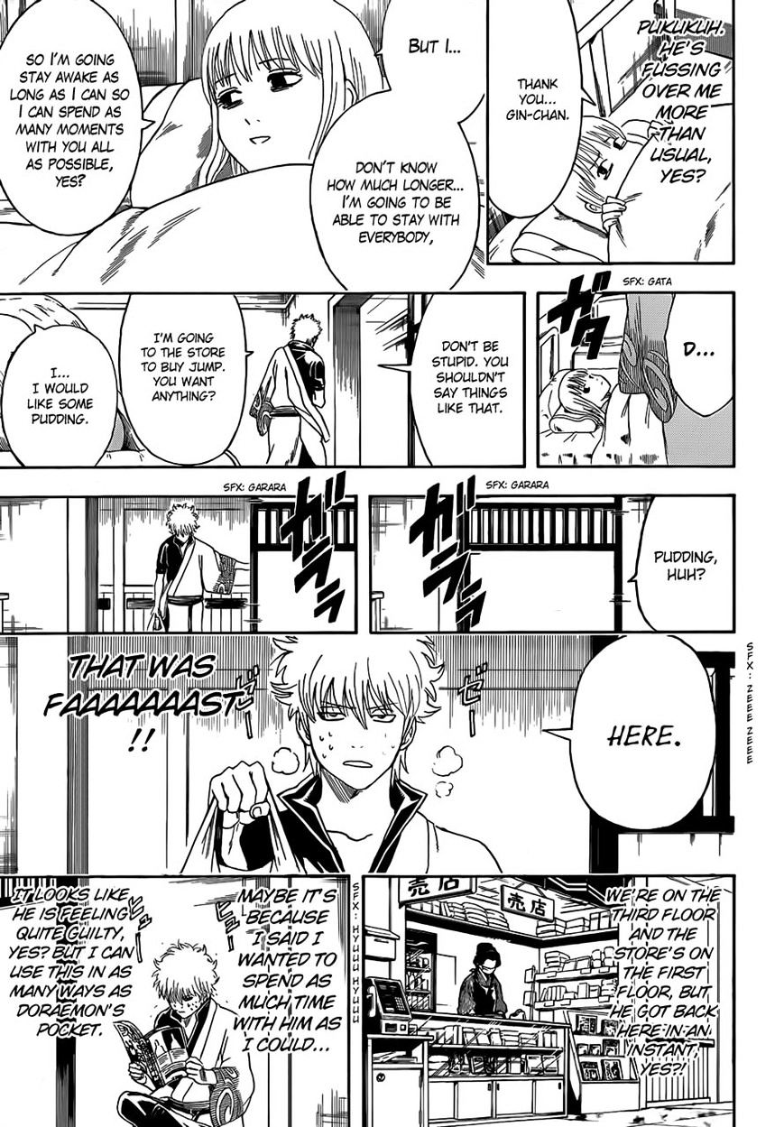 Gintama Chapter 457  Online Free Manga Read Image 13