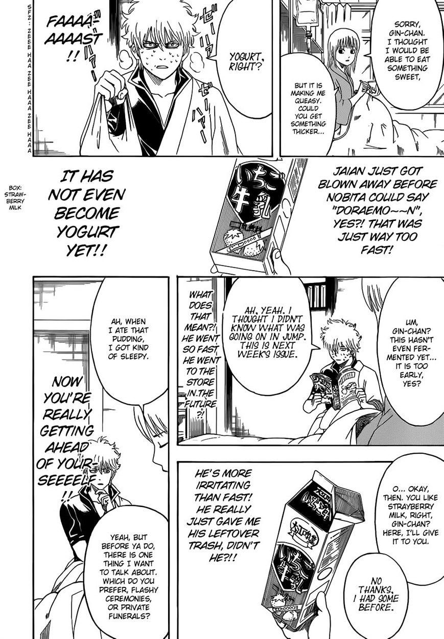 Gintama Chapter 457  Online Free Manga Read Image 14