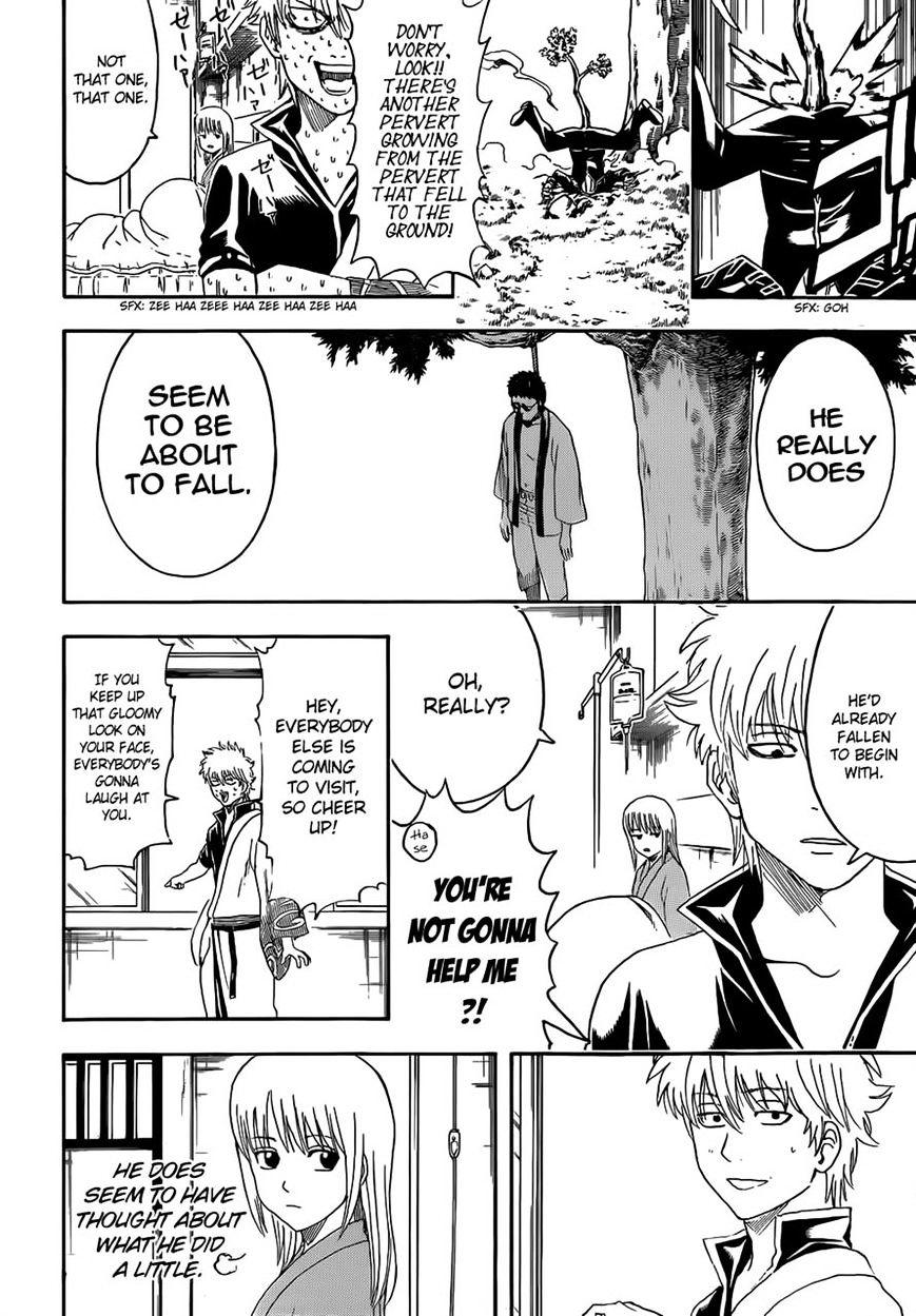 Gintama Chapter 457  Online Free Manga Read Image 16