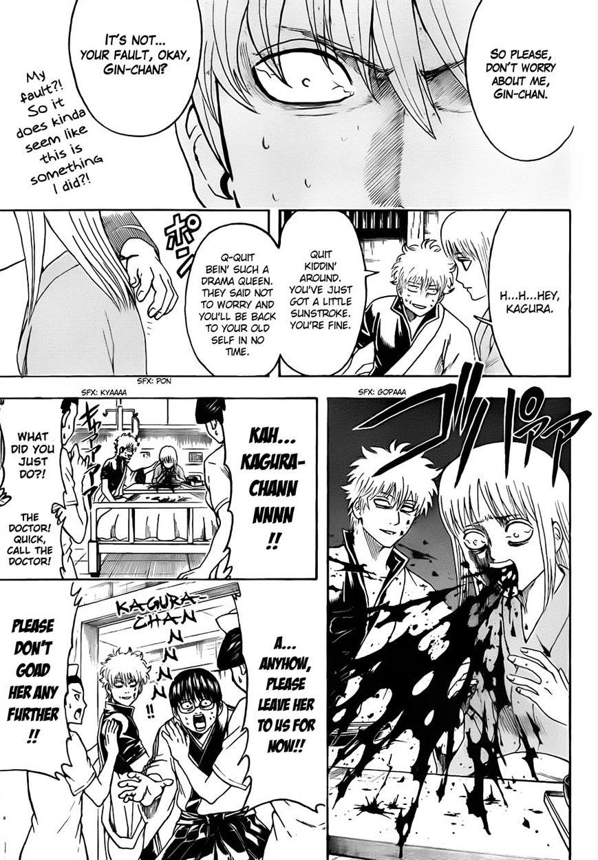 Gintama Chapter 457  Online Free Manga Read Image 9