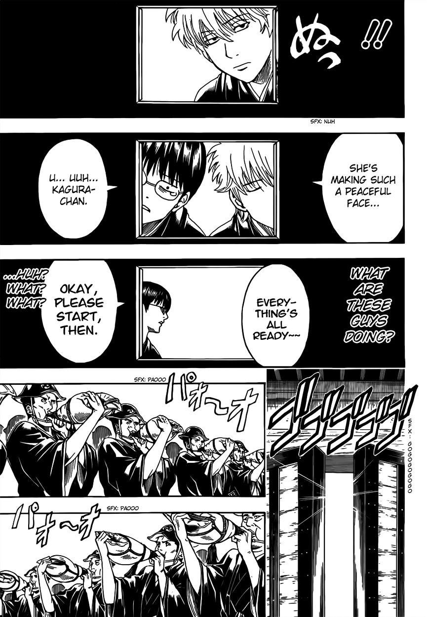 Gintama Chapter 458  Online Free Manga Read Image 15
